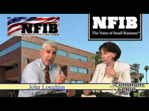 Interview Segment 4   John Loughlin talking about business climate in Rhode Island