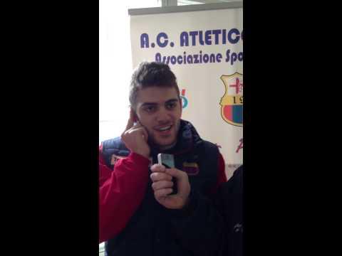 ATLETICO SANTACROCE INTERVISTA A GIANNETTI 2013