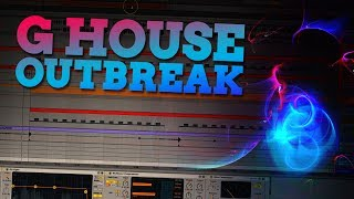 G House OUTBREAK - OUT NOW! | Ableton Templates Preview