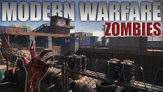 MODERN WARFARE 2019 - ZOMBIE SURVIVAL (Call of Duty Custom Zombies)