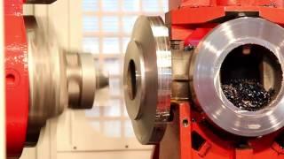 Многофункциональный фрезерный обрабатывающий центр Trevisan(Итальянское металлообрабатывающее оборудование. Данные станки очень многофункциональны. Имеют 4 оси обра..., 2017-01-27T17:41:50.000Z)