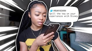 The Truth About Being on Disney Channel (Spilling Tea)   Skai Jackson