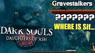 The Biggest Daughters Of Ash Surprise Yet! - DS1 Daughters Of Ash Funny Moments (3)