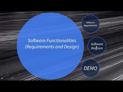 SER 518 Open Source Biometric Platform- Team 34