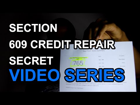 VIDEO SERIES HOW I FIXED MY CREDIT FAST (Collections Gone, Charge-Offs Gone, Negatives Gone)