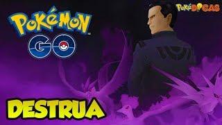 DESTRUA GIOVANNI COM ESTE TIME! (Articuno Nov/19)  - Pokémon Go   PokeDicas