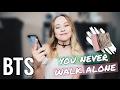 BTS You Never Walk Alone [FIRST LISTEN]