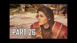 ASSASSIN'S CREED ODYSSEY Walkthrough Part 26 - Sanctuary (Let's Play Commentary)