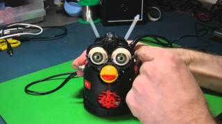 Circuit Bent Furby by freeform delusion