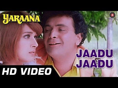 Jaadu Jaadu | Yaraana [1995] | Madhuri Dixit, Rishi Kapoor | Bollywood Superhit Songs