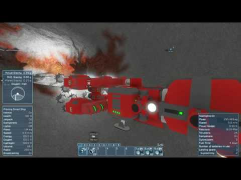 Lets play Space Engineers Part 13.5 - Drilling For Ore!!