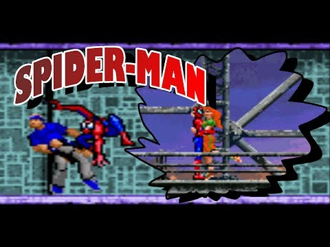 [GBA] Spider-man: The Movie