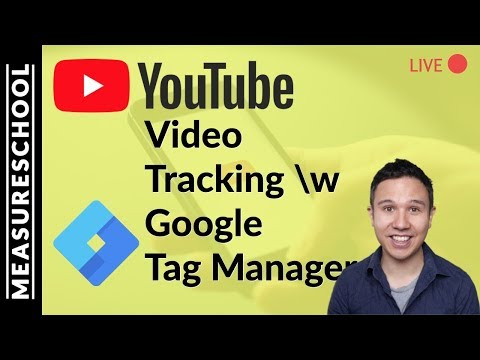 Track YouTube Videos with Google Tag Manager (new YouTube Trigger)