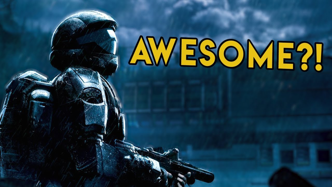 Why is halo 3 odst so awesome youtube - Halo odst images ...