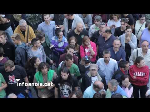A Igualada, l'1-O culmina a l'Ateneu Igualadí