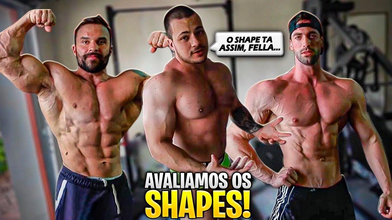 AVALIAMOS OS SHAPES DO CAIO BOTTURA E SUPER HOMEM!! *quem está melhor!?*