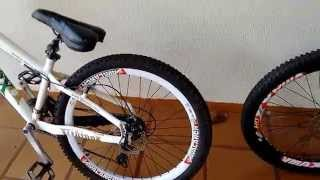 Vikingx Extreme - Mostrando as bikes