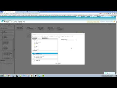 Salesforce Visual Workflow - Close Task and Notify