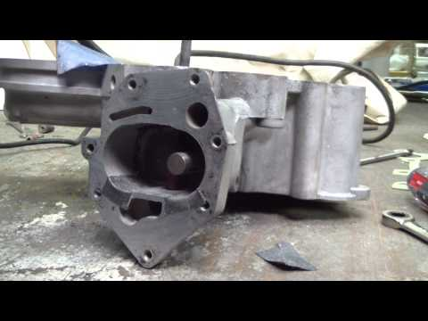 AMC Timing Cover Oiling Modifications V8 - YouTube