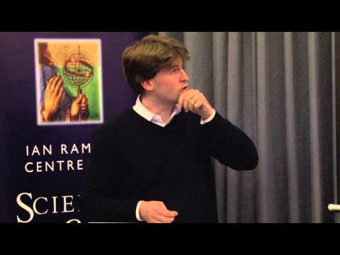 Dr Nicholas Saunders - Divine Action and Modern Science