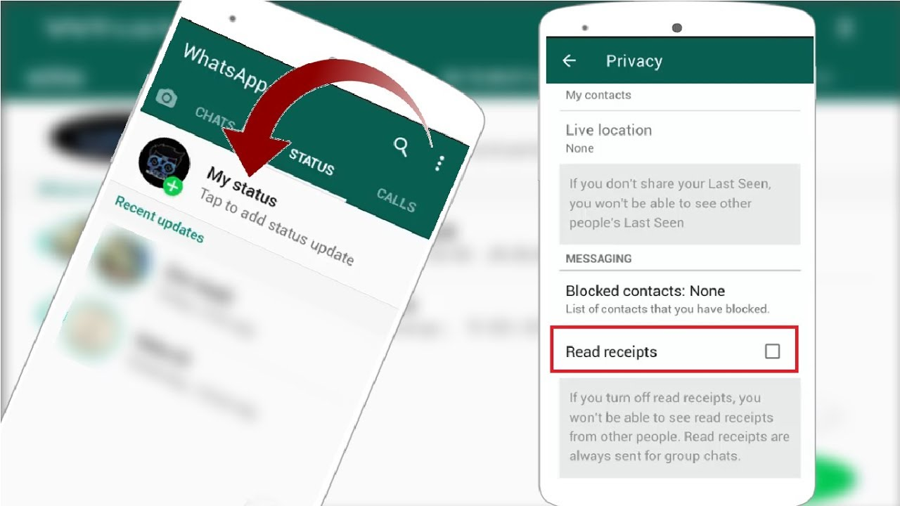 How To See Anyone Whatsapp Status Without Knowing Them Without Any App In Android