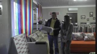 Видео обзор диванов в офисе Диван Киев. Купить диван.(, 2016-07-05T12:17:26.000Z)