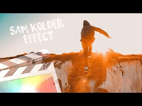Epic Camera Pan Effect - Sam Kolder Style - Final Cut Pro X