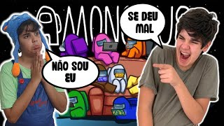 AMONG US na VIDA REAL | PEDRO MAIA