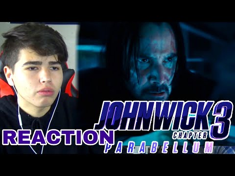 John Wick 3 Trailer Reaction U Basic Entertian
