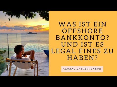 Was ist ein Offshore-Konto? Diversifiziere Dich durch ein Konto im Ausland!