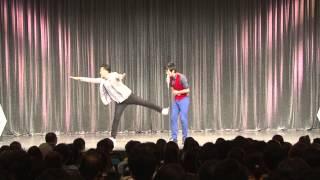 藤崎マーケット ABCお笑いグランプリ2014 漫才「フィギュアスケート」