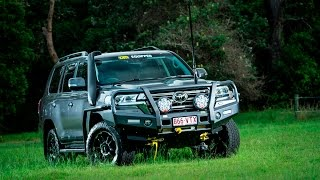 TJM 4x4 Equipped - Toyota LandCruiser 200 Series