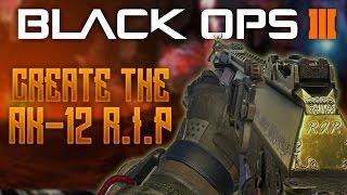 (Özel Sınıf Kur)3 Black Ops içinde ''AK-12 R. I. P.'' Oluşturma