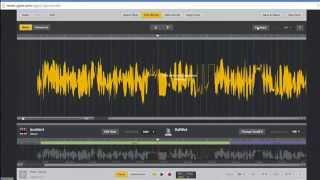 موقع لتسجيل الصوت واضافة المؤثرات الصوتية والموسيقى او عمل اغنية بصوتك | مونتاج الصوت