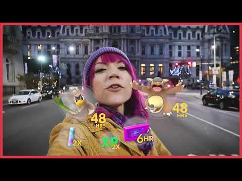 Pokémon GO Travel and the Global Catch Challenge - Announcement Trailer from YouTube · High Definition · Duration:  1 minutes  · 3,000+ views · uploaded on 1 day ago · uploaded by GameTrailers