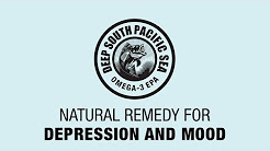 Natural remedy for depression and mood disorders - OMEGA-3 EPA