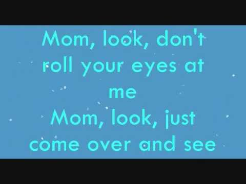Phineas And Ferb- Mom Look (Lyrics)