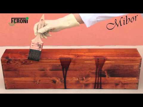 Mibor - Impregnante per legno