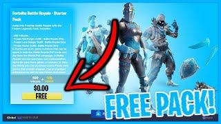 *NEW* How To Get FROZEN LEGEND PACK For FREE! (Fortnite Battle Royale)