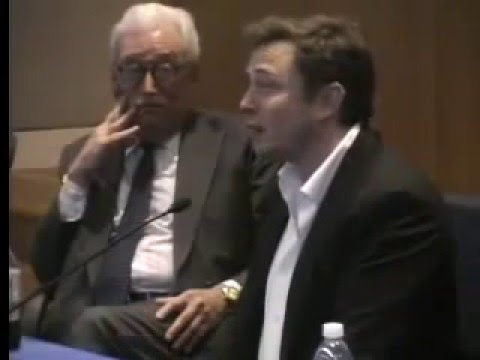 Elon Musk at California Public Utilities Conference CPUC (2014)