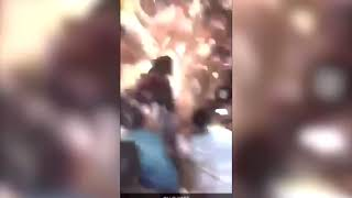 Shocking Video of Floor Collapsing During Clemson Univ. Dance Party