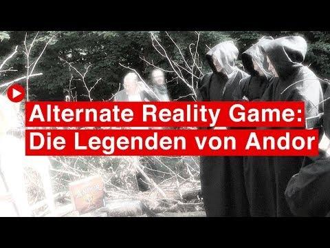 Interview ♦ Alexander Maximilian Otto Serrano über das Andor-ARG als Marketinginstrumen