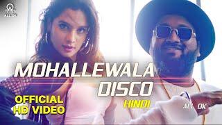 All Ok | Mohallewala Disco  MD | Tanya Hope | Tennis Krishna | Hindi Song 2020