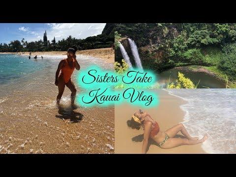 SISTERS TAKE KAUAI | 2017