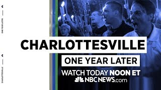Charlottesville: One Year Later | NBC News