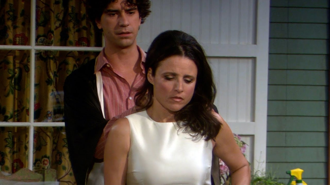 Download [0024] Unzipping Julia Louis-Dreyfus in The New Adventures of Old Christine (2008)