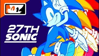 Live Coverage of the Sonic 27th Party at Tokyo Joypolis! thumbnail