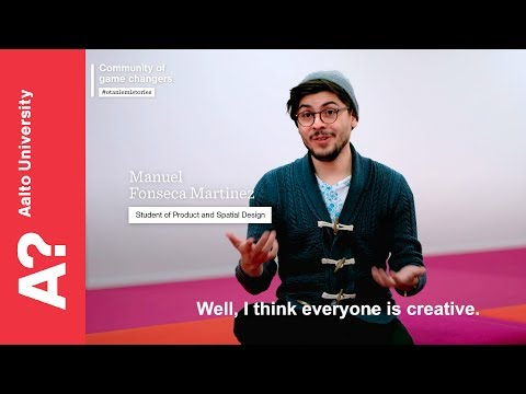 Aalto University - A community of game changers