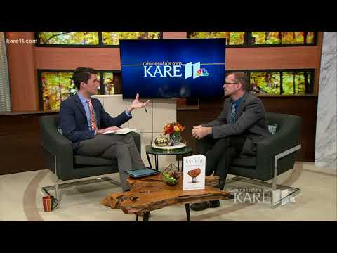 Endure - KARE TV, Minneapolis - October 19, 2017