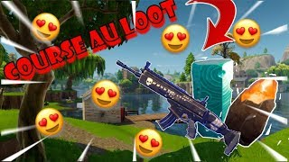 THE COURSE IN LOOT THE PLS FORTNITE SAUVER THE WORLD !!!